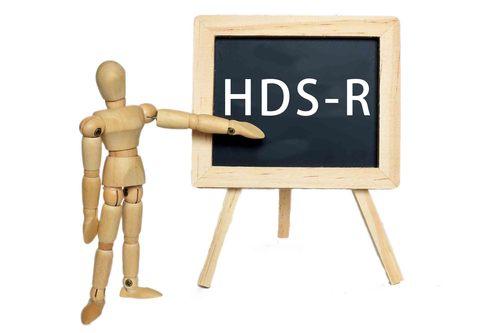 長谷川式認知症スケール(HDS-R)の評価方法と採点