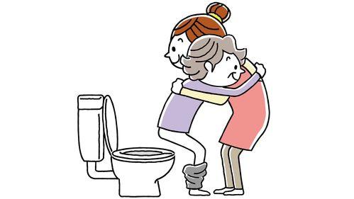 排泄(トイレ)介助の基本的な手順と介助ポイント・注意点のまとめ