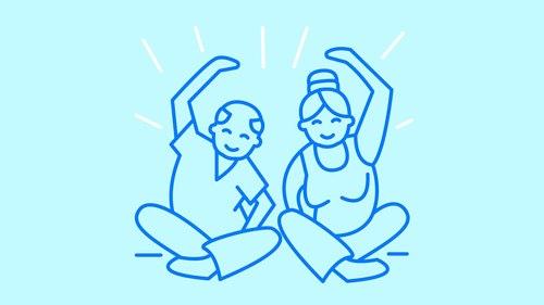 高齢者向けの座ってできるリハビリ体操をご紹介! | 全22種
