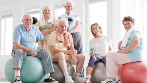 高齢者のための椅子に座ってできる体操 10選|体幹・太もものストレッチ編