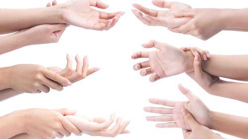 ハンドセラピィに役立つ!手・手指のトレーニング