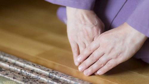 介護職員の接遇とは おもてなしの心を表現する4つのポイント【基礎知識】