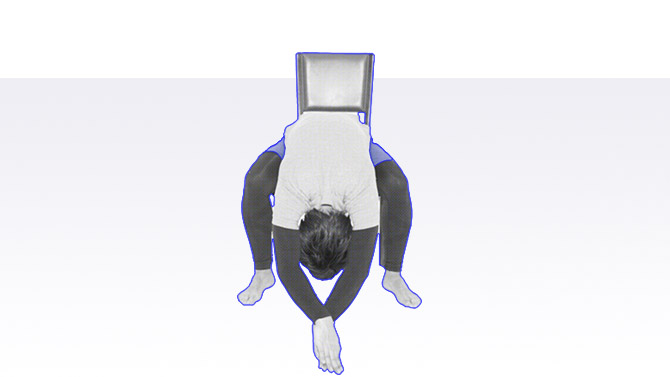 介護 腰痛体操