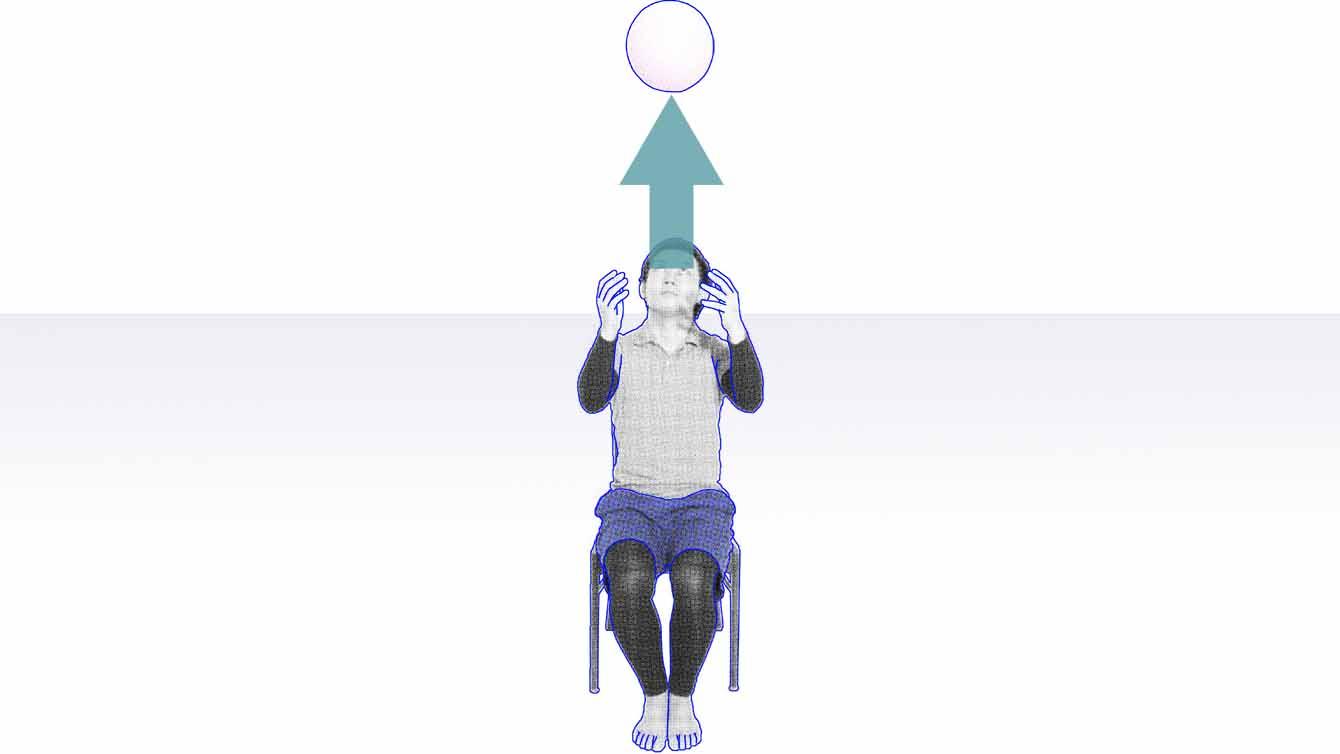 ボール体操 高齢者