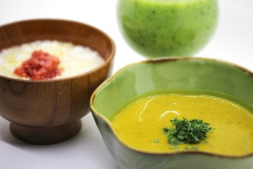 誤嚥性肺炎予防のための嚥下機能に合わせた食事形態
