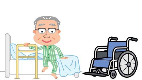 ベッド・椅子・車椅子への移乗の採点事例