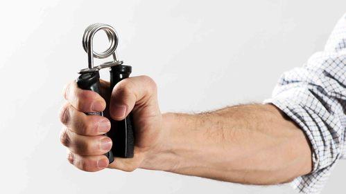 握力測定 握力計